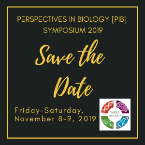 PIB 2019 Save The Date