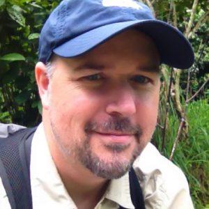 Photo: Headshot of Dr. Brian Arbogast