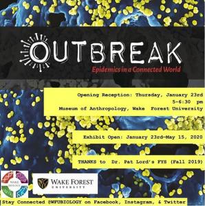 Outbreak Exhibit